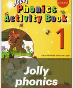 jolly phonics evidence