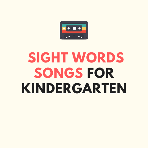sight words songs
