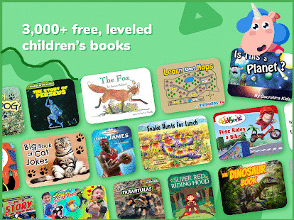 Rivet reading app book library